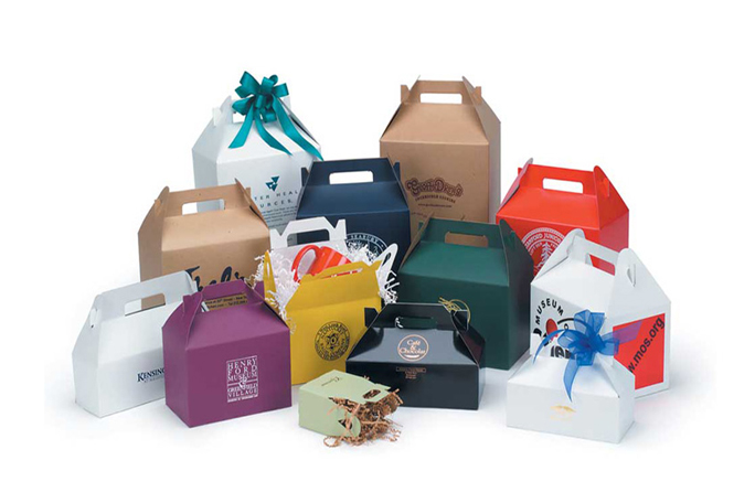 Gable Bag Packaging