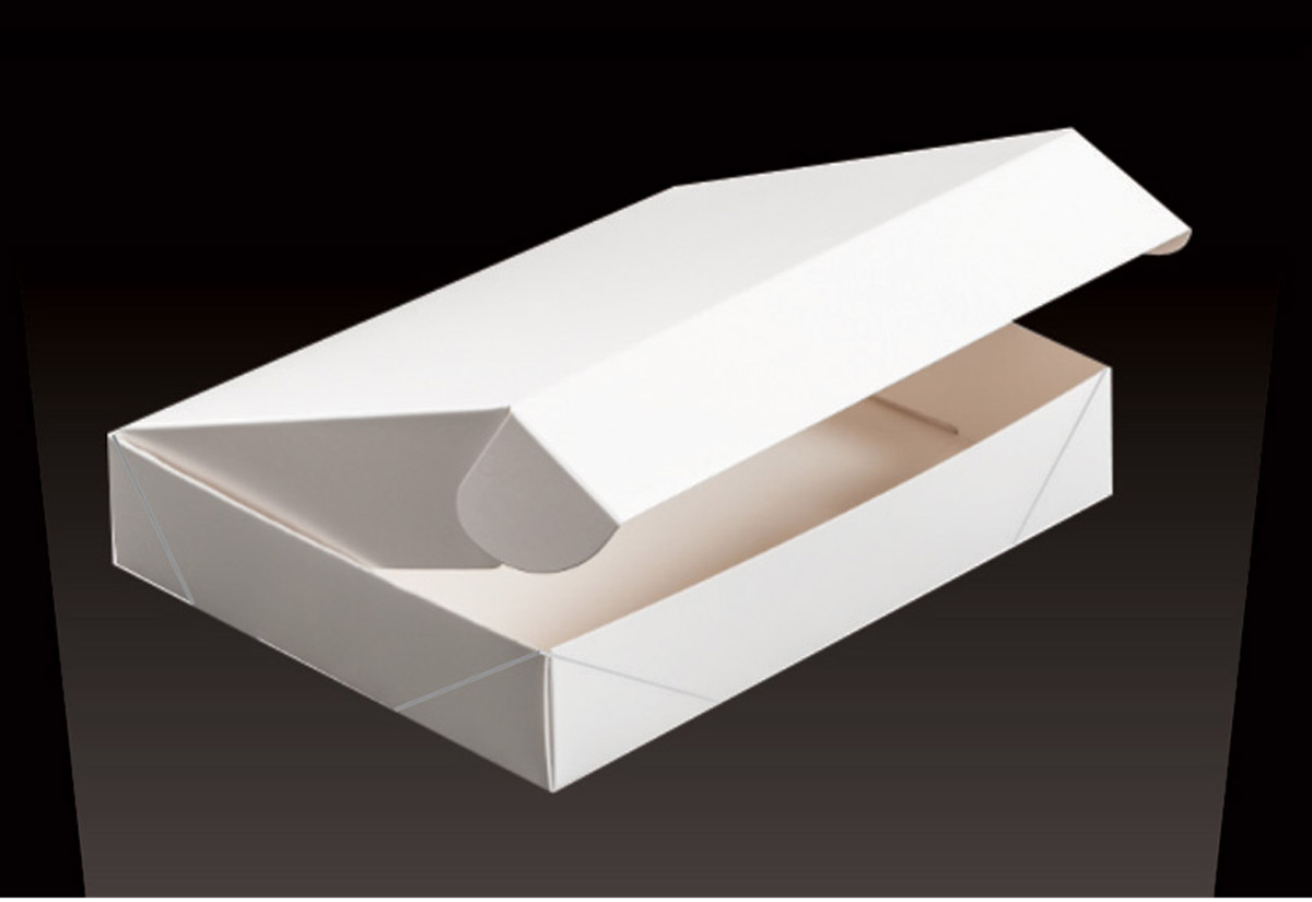 4 Corner Tray With Lid