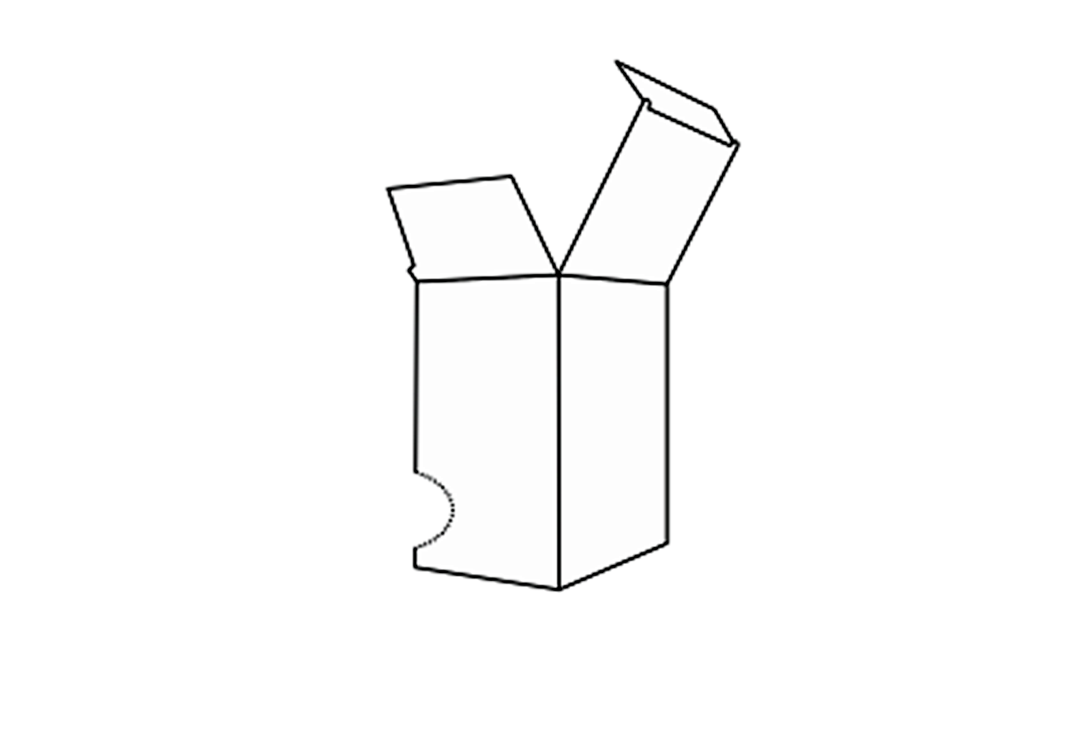 Perforated Dispenser