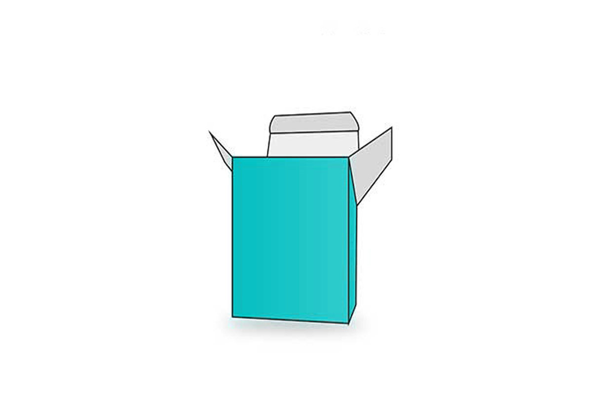 Tuck End Tea Boxes