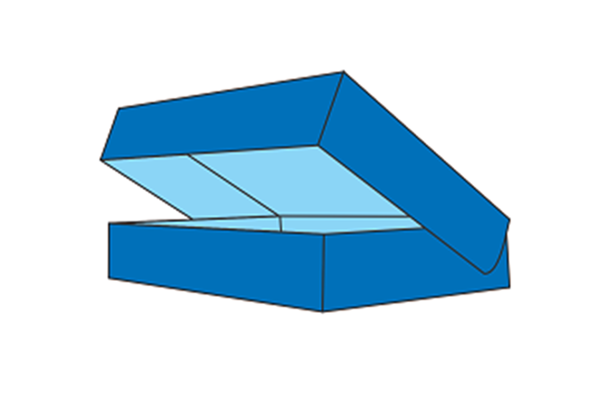 Roll Ends With Lid