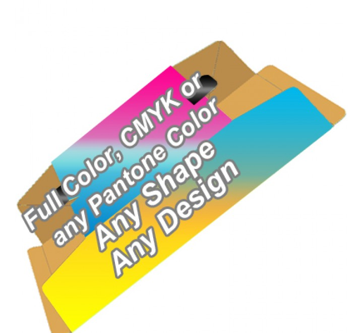 Full Color - Tuck End Boxes