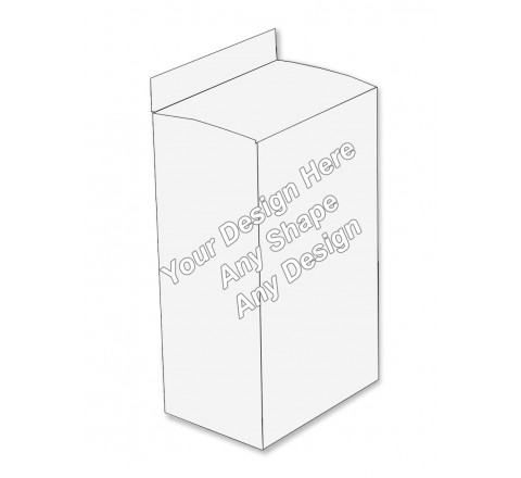 Card Board - Lotion Packaging Boxes