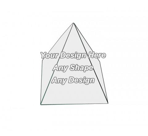Custom - Pyramid Shape Boxes