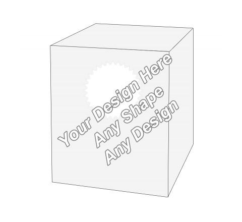 Die Cut - Jar Candle Boxes