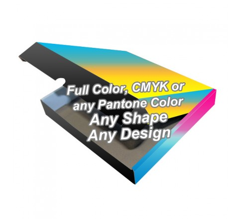 Full Color - Tamp On Packaging