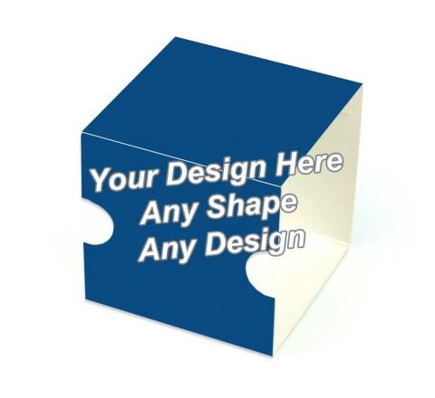 Matte Finish Boxes - CreamButter Packaging