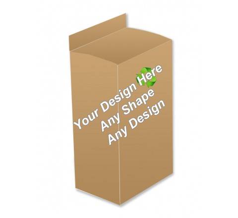 Recycled - Hair Serum Packaging Boxes