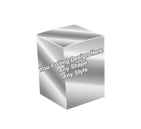 Silver Foiling Final - Nail Product Boxes