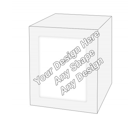 Window Mobile Accessory Packaging Boxes