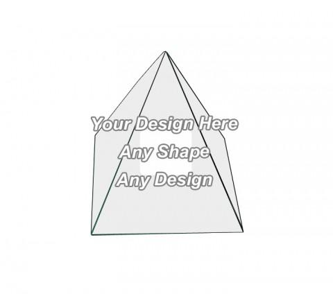 Window - Pyramid Shape Boxes