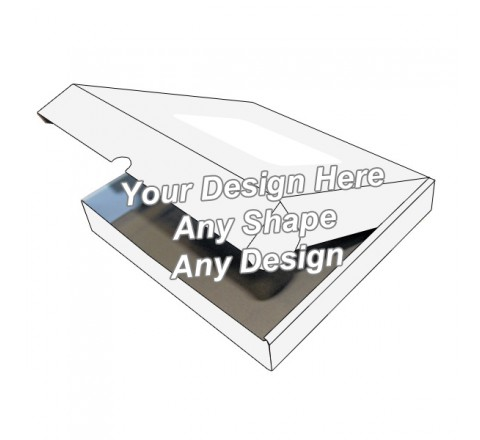Window - Tamp On Packaging